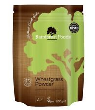 Rainforest Wheatgrass Powder 200gr