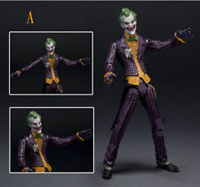 Joker Figure Dc Action Batman Comics Series Arkham Collectibles New Dark Knight