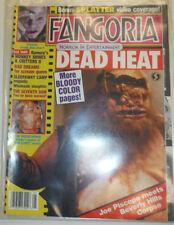 Fangoria Magazine Dead Heat & The Dream Demon May 1988 030715R