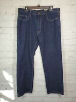 Orvis American Denim Jeans Men's Straight Leg 36 x 30 Made in USA EUC FAST SHIP