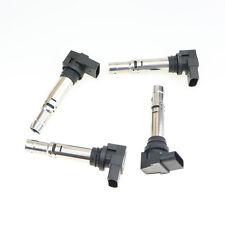 4 Pcs Ignition Coils for Audi A3 VW Jetta Golf Passat 1.4T 1.6T 036 905 715F