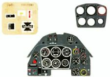 Me-109 K HASE PHOTOETCHED, 3D, COLORED INSTRUMENT PANEL #3233 1/32 YAHU