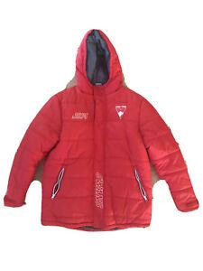 Sydney Swans AFL Jacket Adults L