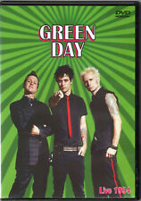 Green Day Dvd Live 1994 Brand New Sealed First Pressing