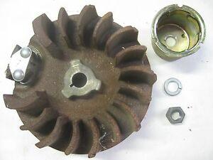 Craftsman Chipper Shredder Engine 143998001 FLYWHEEL ASSEMBLY part 611090