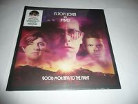 LP Elton John vs Pnau - Good morning to the night (Ltd Ed Clear Vinyl). SEALED