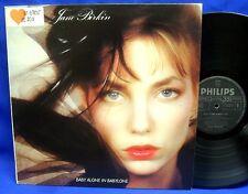 LP JANE BIRKIN - BABY ALONE IN BABYLON // FRANCE PHILIPS