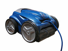 Polaris 9300XI Sport Robotic Swimming Pool Cleaner With Caddy