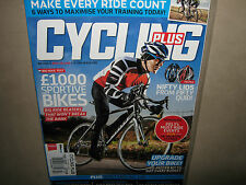 NEW! CYCLING PLUS UK 271 February 2013 SEALED Best Training Nutrition Gear BIKES