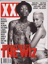OCT/NOV 2012 XXL vintage HIP HOP - RAP - music magazine - THE WIZ