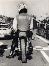 Foto Vera Motociclismo Bonera 1975