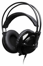 SteelSeries Siberia V2 Full-Size Black Headband Headsets for Multi-Platform