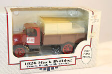 Ertl 1926 Mack Bulldog, Tractor Supply Truck, with Box