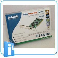 5 unidades X tarjeta de red Ethernet PCI D-Link Dge-528t