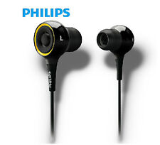 Philips SHE6000 In-Ear Surround Sound Headphones (Black)