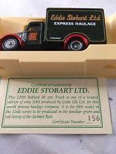 Eddie Stobart Lledo Lp59 Bedford 30cwt Van Limited Edition