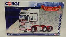 Corgi CC14121 DAF 105 C.&G. Hughes Haulage Ltd Edition of ONLY 1000