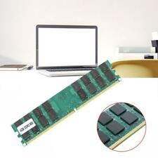 4G Capacity Memory RAM DDR2 PC2-6400 800MHz Desktop non-ECC DIMM 240 Pin