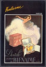 Modern Postcard: Vintage BIENAIME PERFUME Advertisement. Free UK Postage