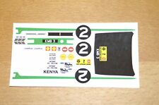 "1:43 Decals Ford Cortina-Lotus ""1968 Safari-Rally"" Preston/Gerrish"