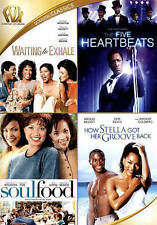 Waiting to Exhale/The Five Heartbeats/Soulfood/How Stella Got Her Groove Back (…