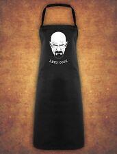 Walter White DISNEY BREAKING BAD 1973 permette di cucinare i padri Giorno Grembiule Nero