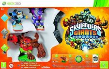 SKYLANDERS GIANTS STARTER PACKS Xbox 360 *NEW & SEALED*