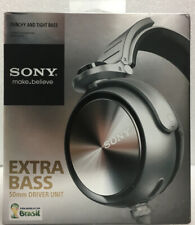 Sony MDR-XB920 Black Extra Bass XB Headphones In Box FIFA World Cup Brasil 2014