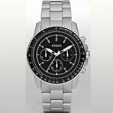 Fossil CH2751 Women's Watch Silver Chronograph