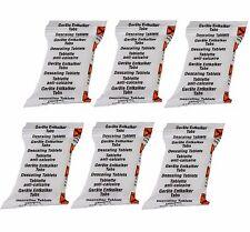 6 Détartrage Descaler Tablettes pour TASSIMO JURA Bosch Nespresso Delonghi MacHines