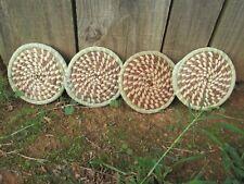 Sweetgrass Coasters (set of 4)