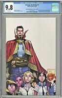 Strange Academy #1 CGC 9.8 3rd Third Printing Unknown Comics Edition Virgin 1st