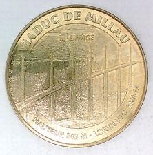 MdP 12 : MILLAU JETON TOURISTIQUE - VIADUC DE MILLAU N°1 - 2009