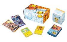 Pokemon Japanese Alolan Ninetales Vulpix Pikachu Cosplay Collection Box Sealed
