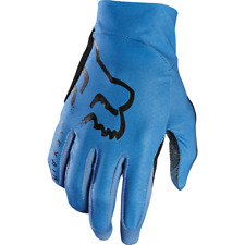 FOX MOUNTAIN BIKE MTB CYCLING FLEXAIR Gloves [SLT BLU] S NEW