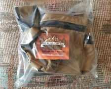 """Raptor Scout"" Bino Harness without Holster by Blacks Creek - Coyote Brown"