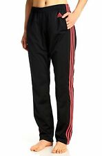 Adidas Training Designed 2 Move Straight Pants BK4643 Black/Pink Size XS $35