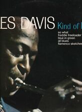 MILES DAVIS kind of blue HOLLAND EX+ ( re-issue) (LP2669)