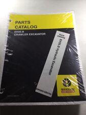 New Holland EH35.B Excavator Parts Catalog Manual