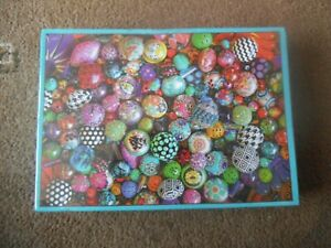 IMPOSSIBLE BEADS 1000 Piece JIGSAW PUZZLE NEW