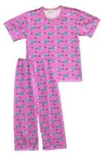 Hannah Montana Printed Pajama Set Girls Toddlers / Kids Sleepwear, L (5-6)
