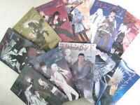 JORMUNGAND Manga Comic Complete Set 1-11 KEITAROU TAKAHASHI Book SG*