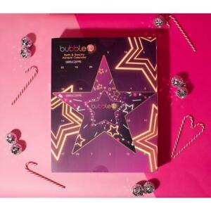 Bath & Beauty Advent Calendar Ultimate Star Bubble T Cosmetics Christmas Gift