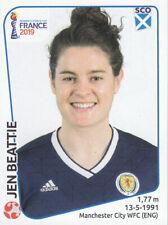 Panini - FIFA Women's World Cup France 2019 - Jen Beattie - Scotland - # 275