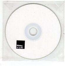 (EV67) Wood Ville, 4 Untitled Tracks - DJ CD