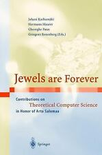 Jewels Are Forever : Contributions on Theoretical Computer Science in Honor...