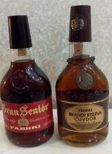 Fabbri Brandy Riserva Cuvdor Gran Senior bottiglie liquori da collezione regalo