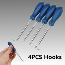4Pcs Auto Pick und Haken Set O-Ring Öldichtung Dichtung Puller Remover-Tool Hand