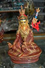 Guru Rimpoche Padmasambhava, Great Master Statue Hand made, Nepal .