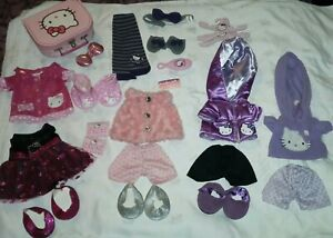 Build A Bear Hello Kitty Clothes, Shoes And Accessories